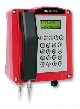 FHF Ex-Telephone ExResistTel red 1128610102