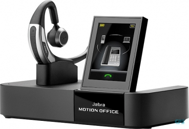 Jabra MOTION OFFICE MS Bluetooth Headset 6670-904-340 NEU