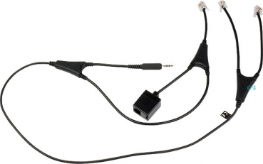 Jabra MSH-Adapter Alcatel DHSG for PRO 9XX PRO 94XX GO6470 14201-36 NEW