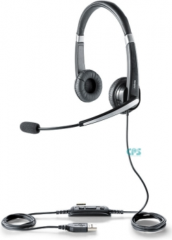 Jabra UC VOICE 550 Duo Noise Cancelling 5599-829-209 NEU