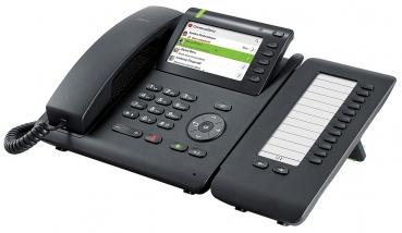 Unify OpenScape Desk Phone Handapparat CP200//400//600 mit Logo