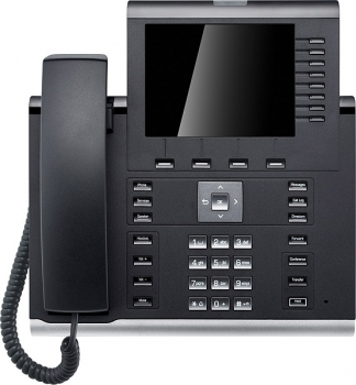 OpenScape Desk Phone IP 55G SIP text black L30250-F600-C281 NEW