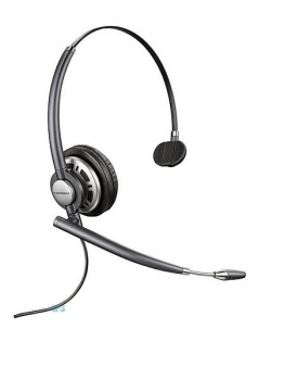 Plantronics EncorePro monaural NC Headband for Digital Bundle DW291N/A 78715-02 NEW