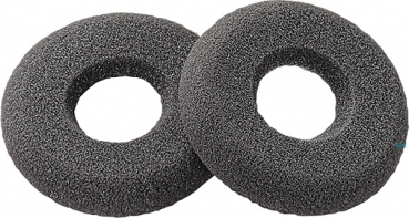 Plantronics Replacement ear cushions foam material 2 pieces 40709-02 NEW