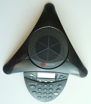 Polycom Soundstation 2 Non-Expandable Conference Phone 2201-16000-001 Refurbished