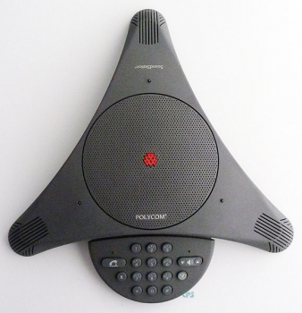 Polycom Soundstation Audio Conferencing Phone 2201-03308-103 Refurbished