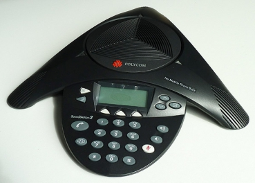 Polycom SoundStation 2 with Display Expandable 2200-16200-120