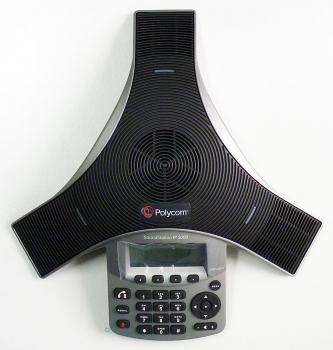Polycom SoundStation IP 5000 Conference system 2200-30900-025 NEW