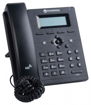Sangoma S300 IP-Phone (PoE) projectprices possible!