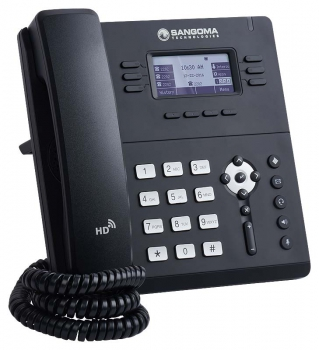 Sangoma S400 IP-Phone (PoE) projectprices possible!