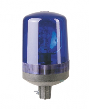 FHF Rotating mirror beacon SLD 2 12 VDC blue 22201105