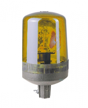 FHF Rotating mirror beacon SLD 2 12 VDC amber 22201103