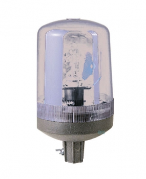 FHF Rotating mirror beacon SLD 2 12 VDC clear 22201101