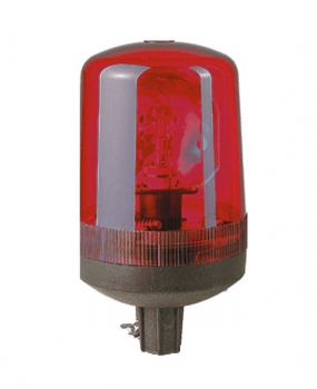 FHF Rotating mirror beacon SLD 2 12 VDC red 22201102