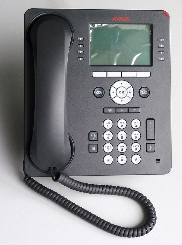 Avaya IP Phone 9608 GLOBAL 4er Pack 700510905