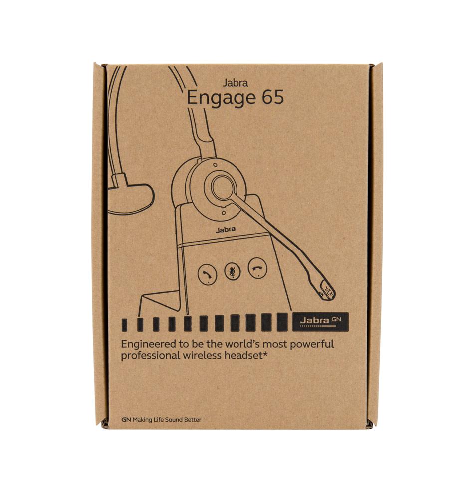 Jabra Engage 65 Mono Monaural 9553 553 111