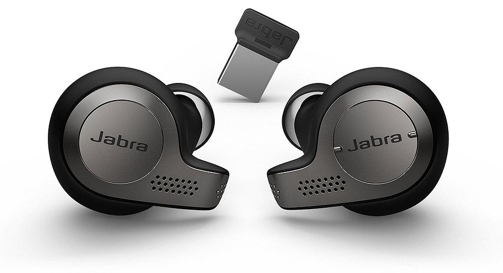 Jabra Evolve 65t Uc Titanium Black Link 370 6598 832 209