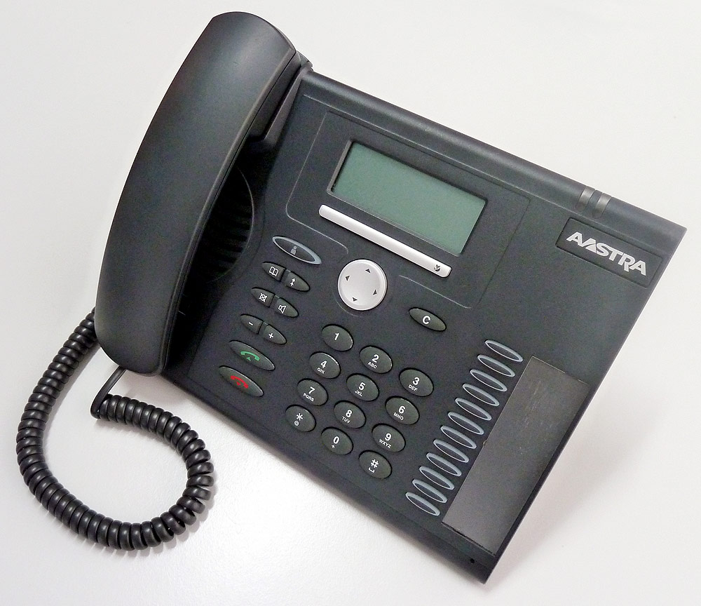 Mitel Aastra 5370 Digital system telephone 20350820
