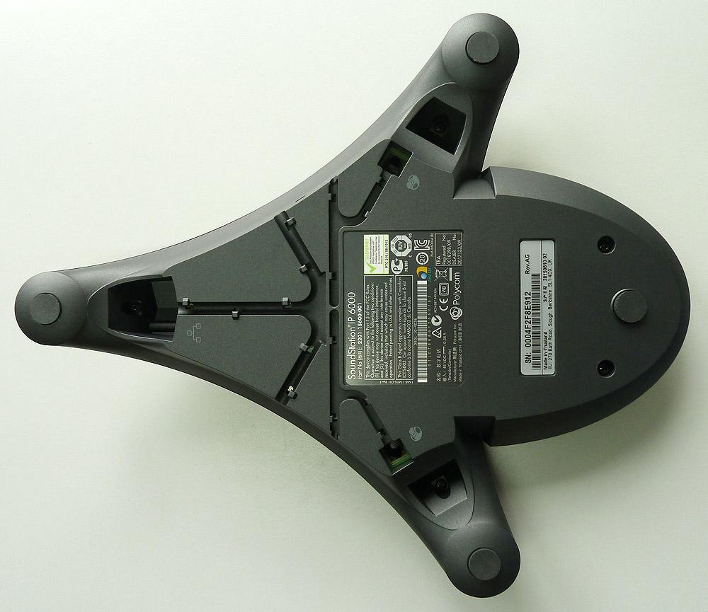Polycom SoundStation IP 6000 Conference Phone