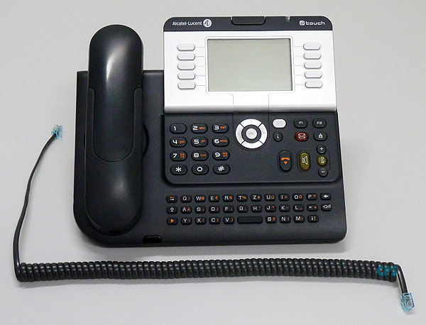 Alcatel 4029 Urban Grey Desk Phone