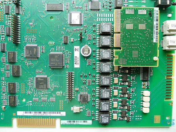 USB MPPI EVM Telefonanlage Siemens HiPath 3550 V9 LIM A401 SLU8