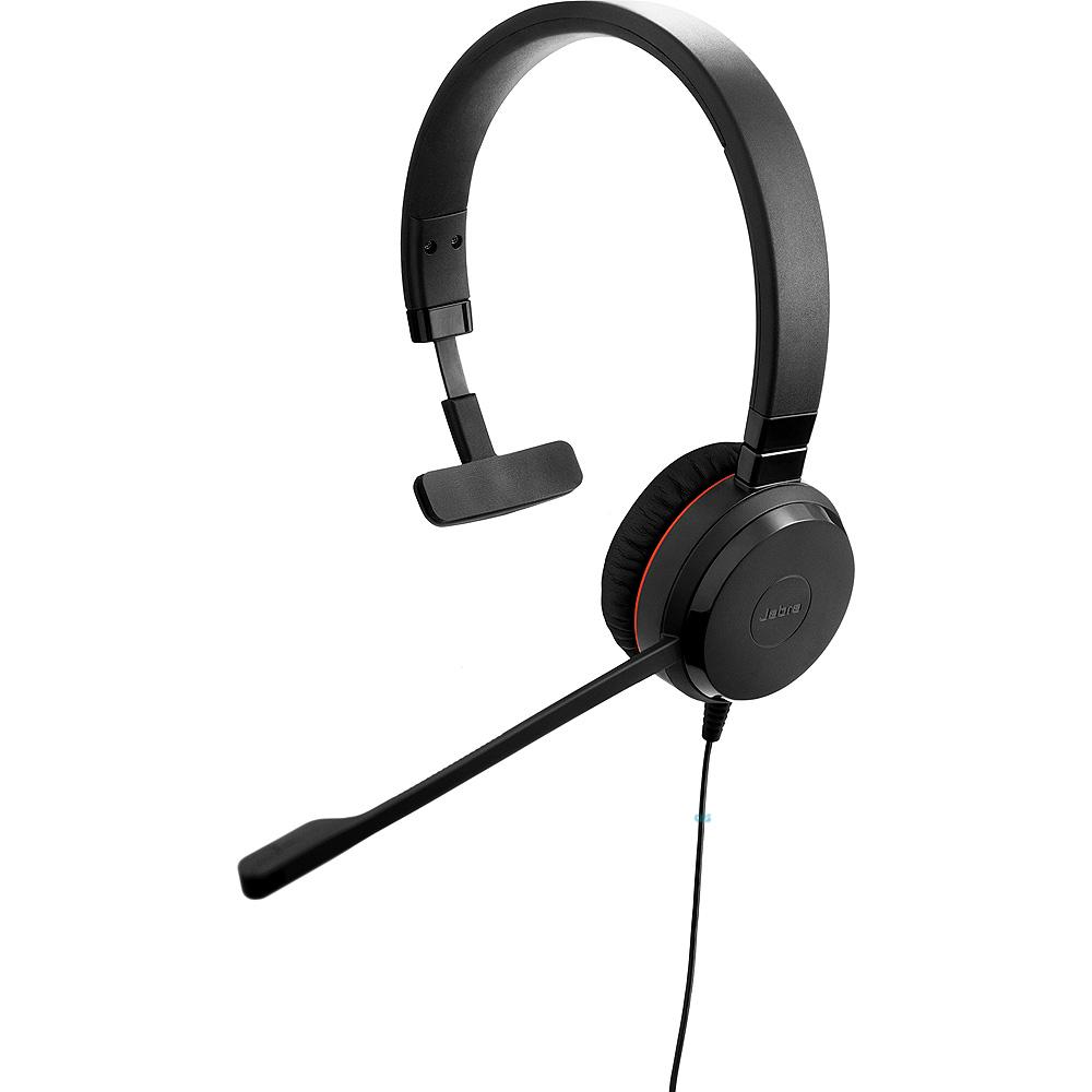 Jabra EVOLVE 30 II Mono nur Headset mit 3,5mm Klinke 14401-20