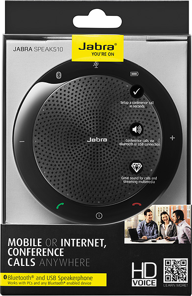 51d88b9ca39 Jabra SPEAK 510+ MS inkl. LINK 360 Noise Cancelling 7510-309 NEW