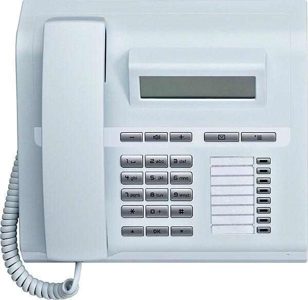 Siemens Unify Octopus OpenStage 40 SIP ICE Blue  Telefon Rechnung//Mwst.