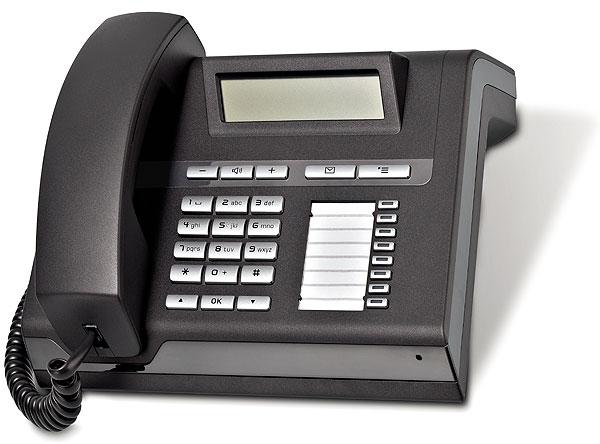 digitales Systemtelefon für HiPath Unify OpenStage 15 T iceblue