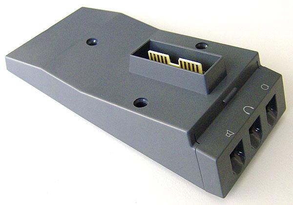 Siemens Optiset E Standard schwarz mit Gebrauchsspuren