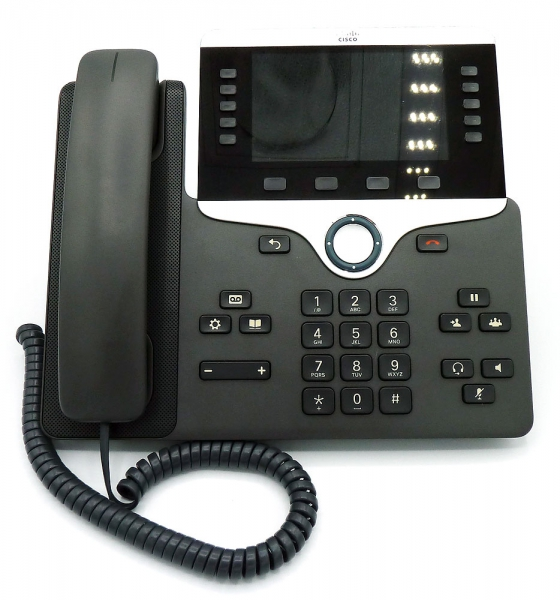 Cisco IP Phone 8851 VoIP CP-8851-K9 NEW projectprices possible!