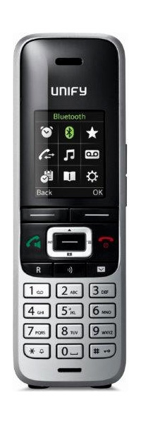 OpenScape DECT Phone S5 handset without charger L30250-F600-C500 NEW