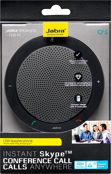 Jabra SPEAK 410 MS Noise Cancelling 7410-109 NEW