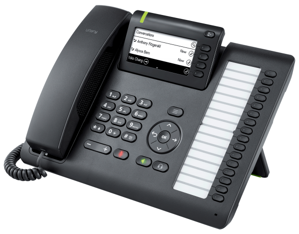 Unify OpenScape Desk Phone CP400 L30250-F600-C427 Image 1