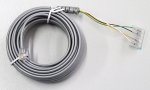 Telephone cable telephone line cord 6 m MW/VDo4 L30250-F600-A593 1
