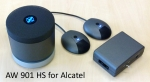 Duophon AW901 HS Conference Unit for Alcatel anthracite DUO2559 NEW