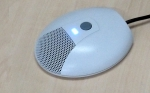 Duophon MI901 desk microphone 0,5 m arctic DUO2538 NEW