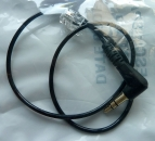 DUOPHON Cable for Alcatel RJ9 on Stereo Jack 3,5mm NEW