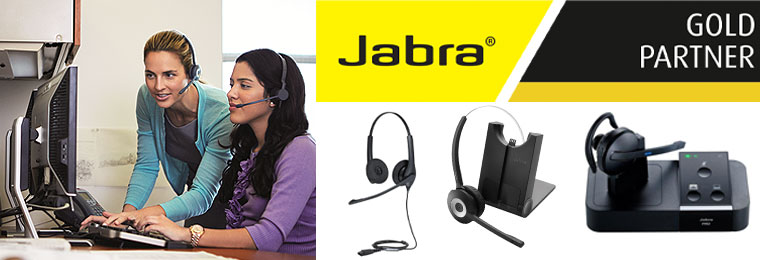 Jabra Gold Partner