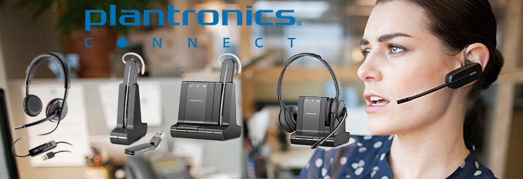 professional Headsets from Plantronics